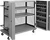 Heavy Duty Ventilated Outdoor Shelf Cabinets
