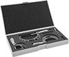 Mitutoyo Outside Micrometer Sets with Calibration Certificate