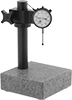 Dial Plunger-Style Variance Indicators with Precision Weighted-Base Holder
