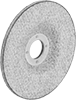 Grinding Wheels with Cotton Laminate for Angle Grinders—Use on Metals
