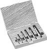 Carbide Square End Mill Sets with Two Milling Ends