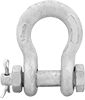 Safety-Pin Shackles—For Lifting