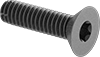 Torx Flat Head Thread-Cutting Screws for Metal