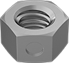 High-Strength Steel Center-Lock Distorted-Thread Locknuts—Grade 8