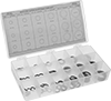 Shim Assortments for Shortening Shoulder Screws