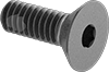 Alloy Steel Thread-Locking Hex Drive Flat Head Screws