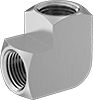 High-Pressure Plated Brass Threaded Pipe Fittings