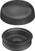 Snap-On Fastener Caps