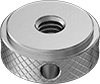 Stainless Steel High-Torque Low-Profile Thumb Nuts