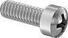 High-Profile Narrow Fillister Head Phillips Screws