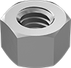 Stainless Steel High Hex Nuts