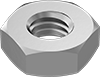 Steel Narrow Hex Nuts