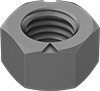 High-Strength Steel Top-Lock Distorted-Thread Locknuts