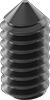 High-Hold Cone-Point Set Screws