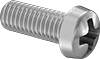 Narrow Cheese Head Phillips Screws