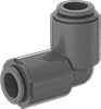 Push-to-Connect Fittings for Stainless Steel-to-Plastic Tubing