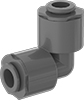 Push-to-Connect Fittings for Stainless Steel Tubing