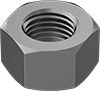 Mil. Spec. Medium-Strength Steel Hex Nuts