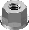 18-8 Stainless Steel Flange Nuts