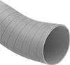 Large-Diameter Soft Rubber Tubing for Food and Beverage