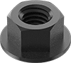 JIS High-Strength Steel Flange Nuts