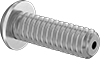 Vented Rounded Head Screws