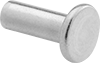 18-8 Stainless Steel Flat Head Solid Rivets