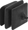 Tapered Rectangular Bellows with Cuff End and Flange End