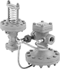 High-Accuracy Pressure-Regulating Valves for Steam
