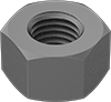 Extreme-Strength Steel Extra-Wide Hex Nuts for Structural Applications—Grade DH