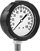 High-Clarity Vibration- and Corrosion-Resistant Pressure Gauges