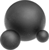Chemical-Resistant Rubber Balls
