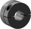 Machinable-Face Shaft Collars