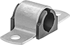 Vibration-Damping Routing Clamps