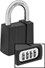 Weather-Resistant Resettable Combination Padlocks