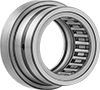 Combination Ball/Needle-Roller Bearings