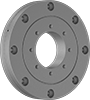 Face-Mount Crossed-Roller Bearings