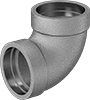 Bronze Unthreaded Pipe Fittings