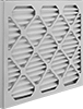 Mildew-Resistant Pleated Panel Air Filters