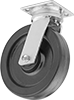High-Capacity Gladiator Casters with Phenolic Wheels
