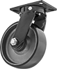High-Capacity Alliance Casters with Polyurethane Wheels