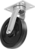 High-Capacity Vulcan Casters with Phenolic Wheels