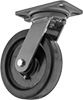 High-Capacity Kingston Casters with Phenolic Wheels