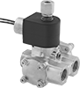 Threaded Solenoid Diverting Valves