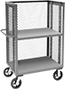 Open-Top Partially Enclosed Carts