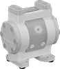 PTFE Air-Powered Transfer Pumps for Harsh Chemicals