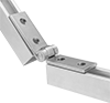 Strut Channel Hinges
