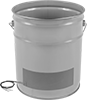 Adhesive-Mount Heaters for Pails, Drums, and Tanks