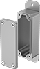 Machine-Mount Aluminum Submersible Enclosures