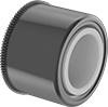 Panel-Mount Dry-Running Sleeve Bearings